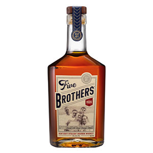 Heaven Hill Five Brothers Bourbon