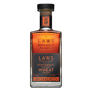 Laws Bonded Centennial Straight Wheat