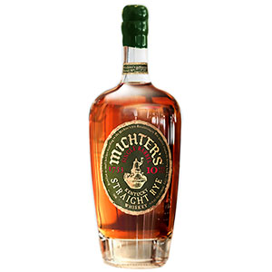 Michter's 10 year old Rye (2021 release)