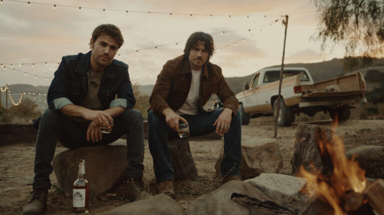 """Paul Wesley and Ian Somerhalder: How """"The Vampire Diaries"""" Spawned A Whiskey"""