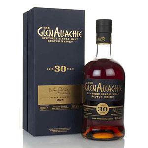 GlenAllachie 30 year old Cask Strength Batch 1