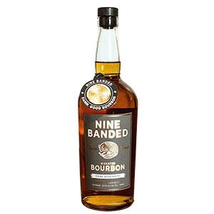 Nine Banded Cask Strength Wheated Bourbon