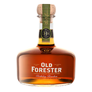 Old Forester Birthday Bourbon (2021 Release)
