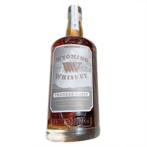 Wyoming Whiskey Thunder Basin