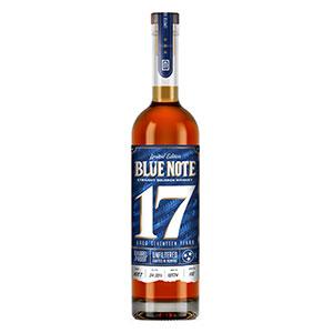 Blue Note 17 year old Single Barrel