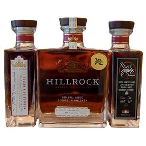 "Hillrock Solera Aged Bourbon ""Anthrax XL"" 40th Anniversary"