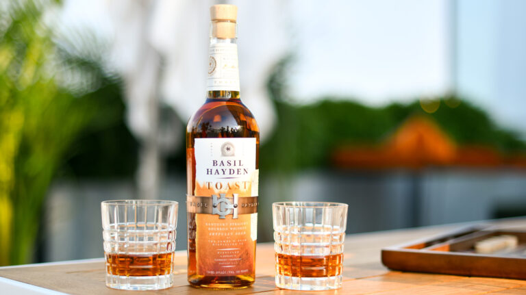 Basil Hayden Toast, Old Fitzgerald 11 year old Bottled in Bond, and More [New Releases]