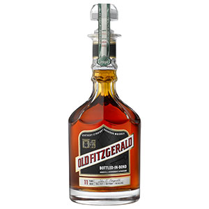 Old Fitzgerald 11 year old Bottled in Bond (Fall 2021)