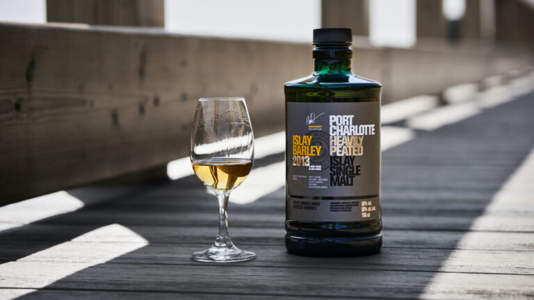 Port Charlotte Islay Barley 2013, Old Forester The 117 Series Warehouse K, & More [New Releases]