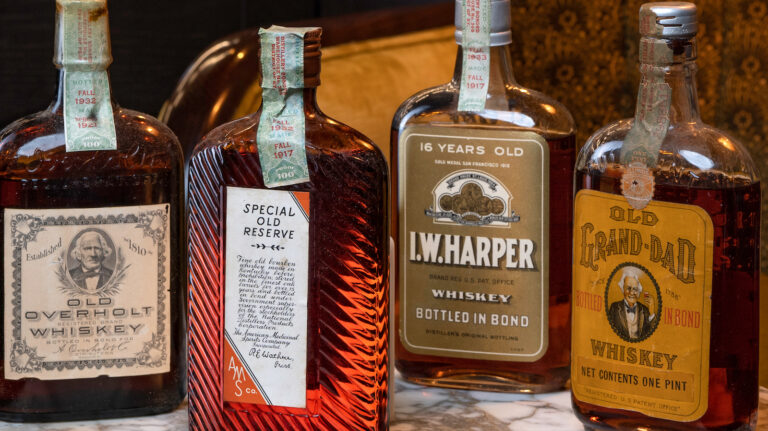 Auction Preview: A Century of American Whiskey