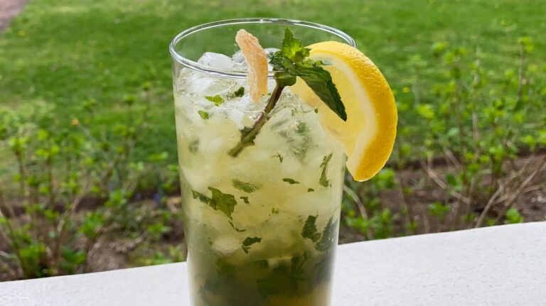 Sweet Summer Day [Cocktail Recipe]