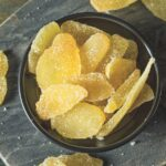 Bowl of Candied Ginger