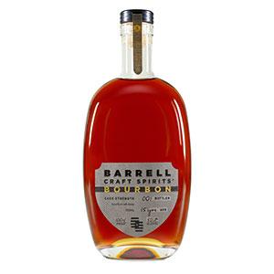 Barrell Gray Label Cask Strength Bourbon (Release 4)
