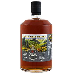 Eifel Whisky 2021 Editions