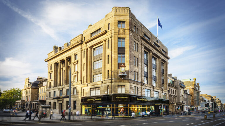 Johnnie Walker Princes Street Is Now Open for Business
