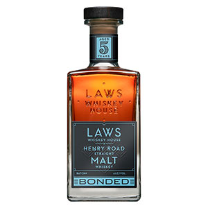 Laws Whiskey House Bonded Henry Road
