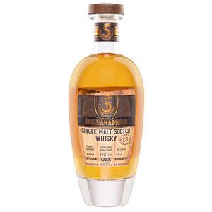 The Perfect Fifth 28 year old 1991 (distilled at Bunnahabhain)