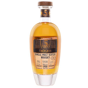 The Perfect Fifth 30 year old 1989 (distilled at Aberlour)