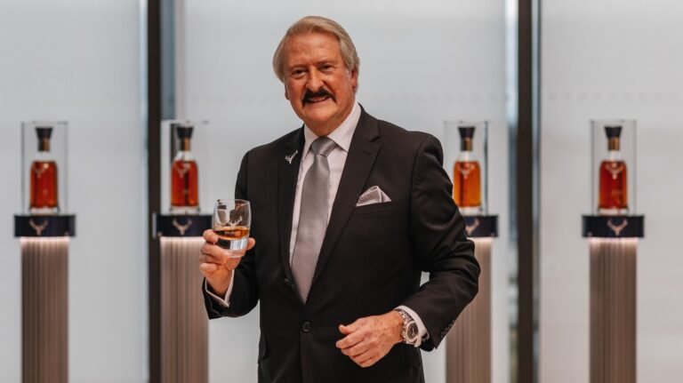 Richard Paterson: Leaning Into Luxury Scotch