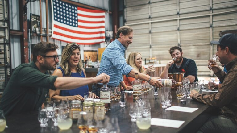 These Craft Distilleries Invite You to Join the Club