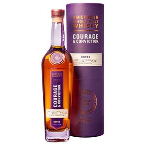 Virginia Distillery Co. Courage & Conviction Cuvée Single Cask