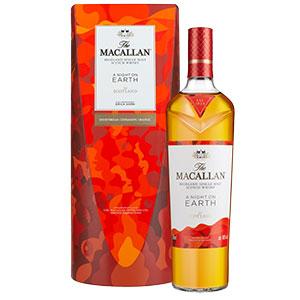 Macallan A Night on Earth in Scotland