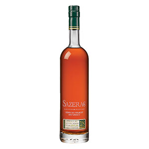 Sazerac Rye 18 year old (Buffalo Trace Antique Collection 2021 Release)