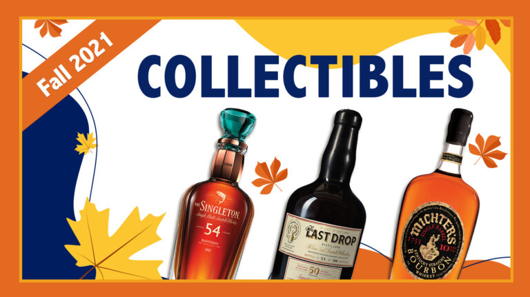 Fall 2021 Collectibles: The Last Drop, Michter's, Singleton of Dufftown