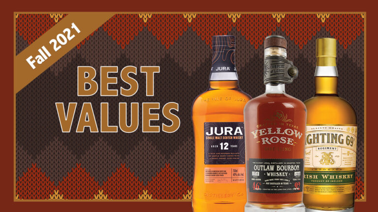 Fall 2021 Best Values: The Fighting 69th, Jura, Yellow Rose